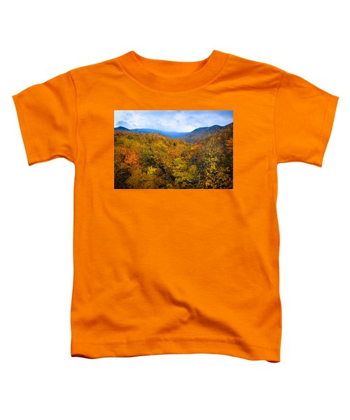 Colors Of Nature Toddler T-Shirt
