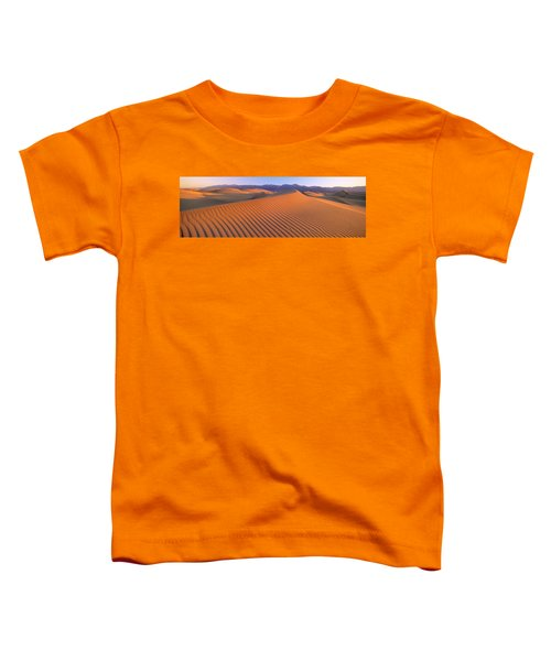 Death Valley National Park, California Toddler T-Shirt