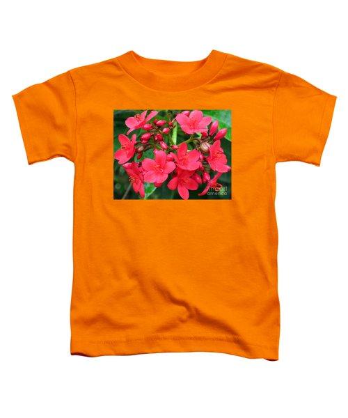 Lovely Spring Flowers Toddler T-Shirt