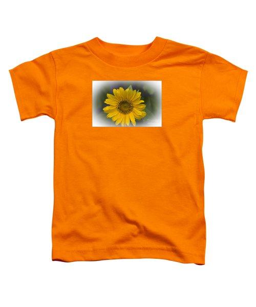 Sunflower Vr. 'dwarf Sunspot ' Toddler T-Shirt