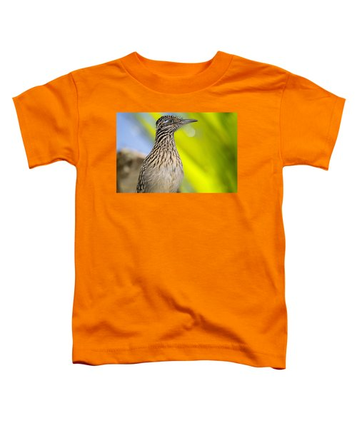 The Roadrunner  Toddler T-Shirt by Saija  Lehtonen