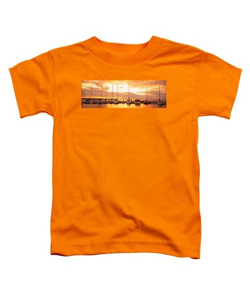 Usa, Wisconsin, Door County, Egg Toddler T-Shirt