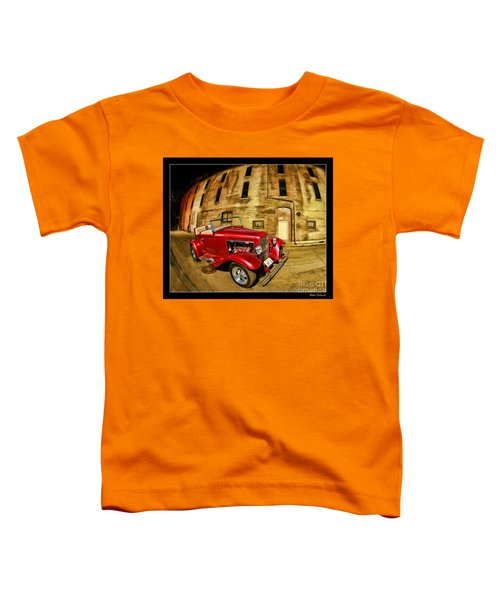 1930 Ford Model A Toddler T-Shirt