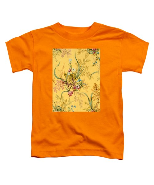 Marble End Paper  Toddler T-Shirt