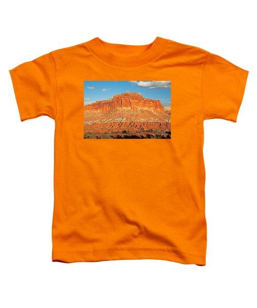 The Goosenecks Capitol Reef National Park Toddler T-Shirt