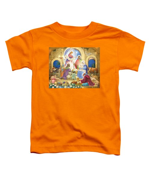 A Glorious Nativity Toddler T-Shirt