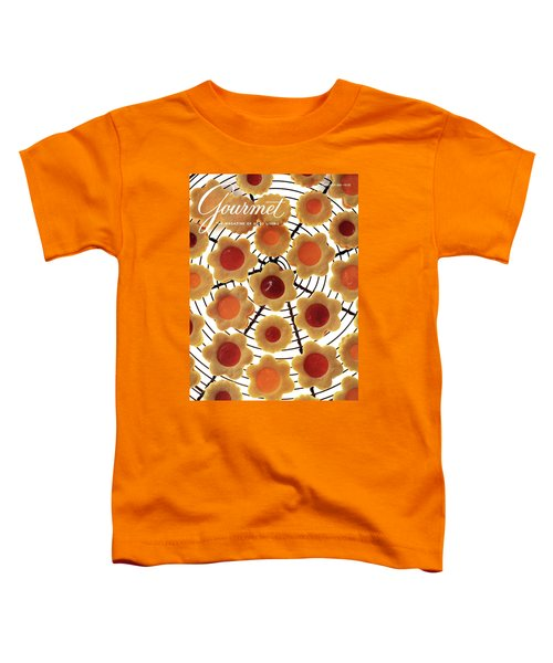 A Gourmet Cover Of Sunny Savaroffs Cookies Toddler T-Shirt