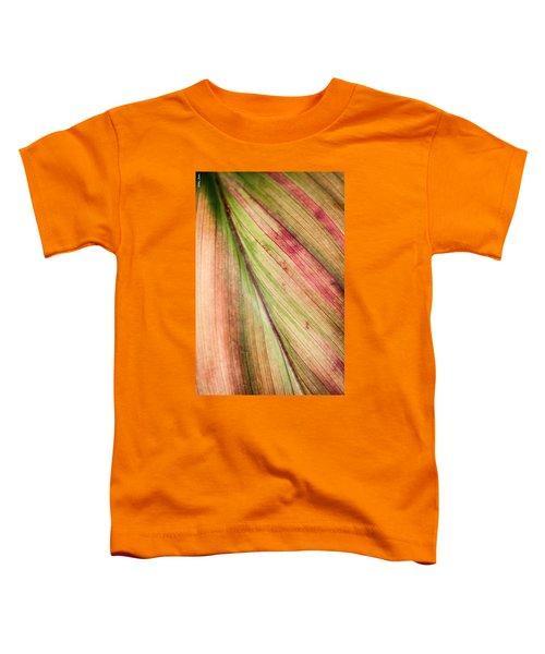 A Leaf Toddler T-Shirt
