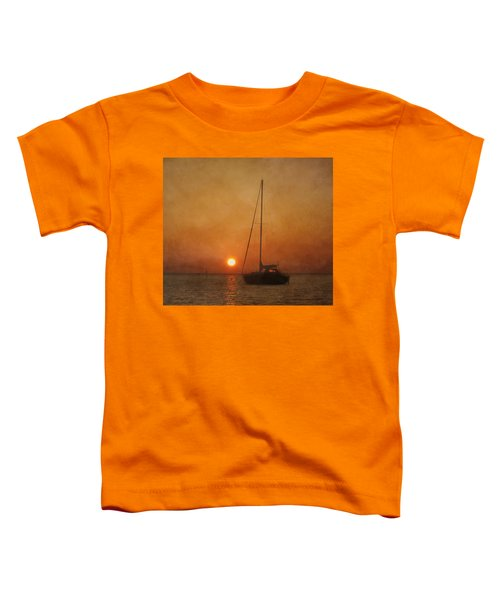 A Ship In The Night Toddler T-Shirt