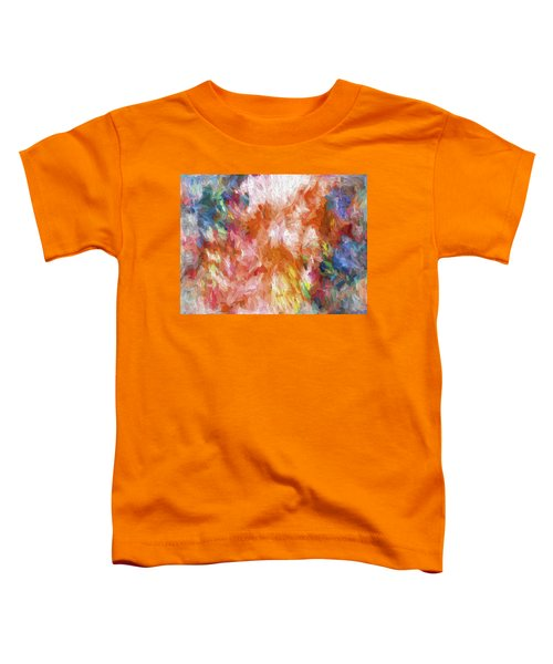 Abstract Artwork 19 Toddler T-Shirt