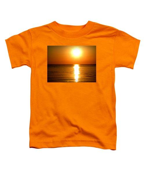 Aegean Sunset Toddler T-Shirt
