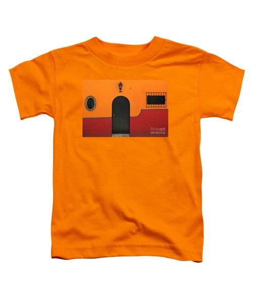 Ajijic Door No.4 Toddler T-Shirt