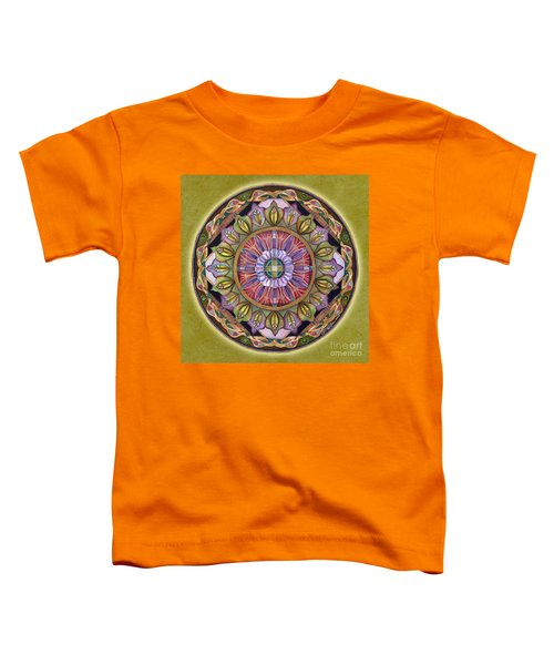 All Is Well Mandala Toddler T-Shirt