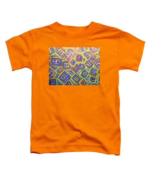 All Six's And Three's Toddler T-Shirt
