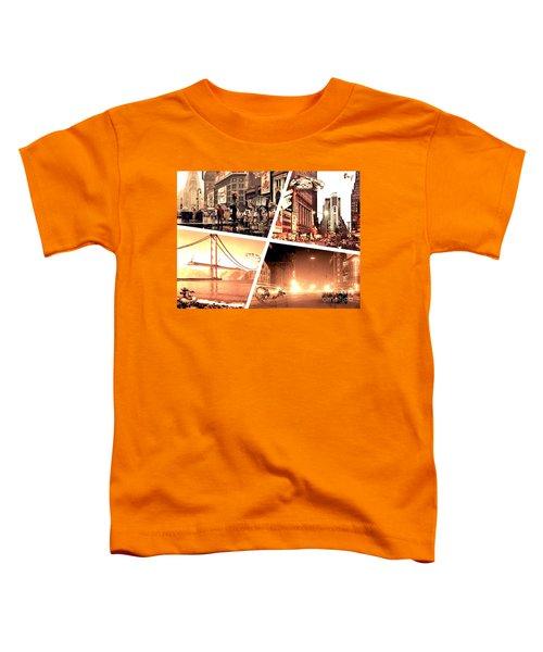 America Reloaded Toddler T-Shirt