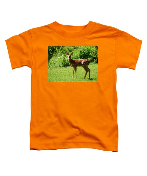 Another Reason To Love Spring Toddler T-Shirt