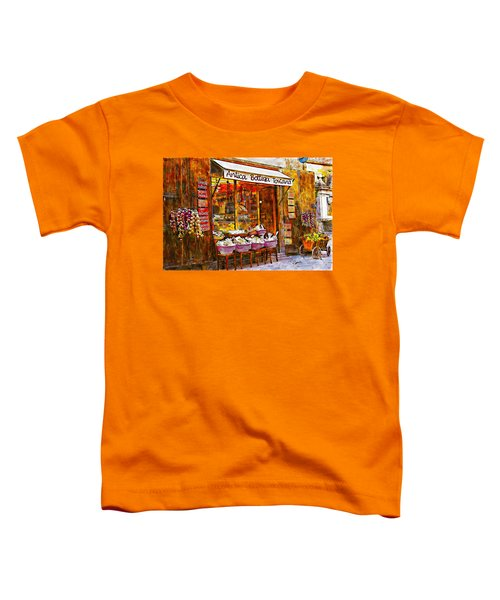 Antica Bottega Toscana Toddler T-Shirt