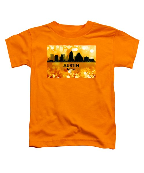 Austin Tx 3 Toddler T-Shirt