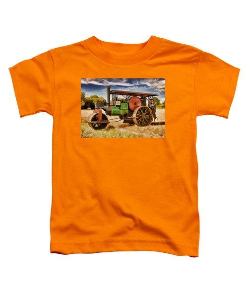 Aveling Porter Road Roller Toddler T-Shirt