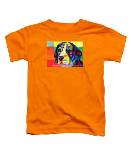 Beagle Toddler T-Shirt