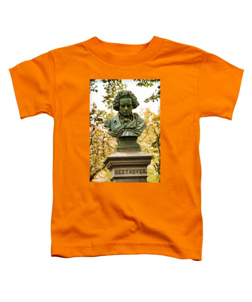 Beethoven In Central Park Toddler T-Shirt
