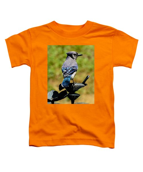 Bird On A Bird Toddler T-Shirt