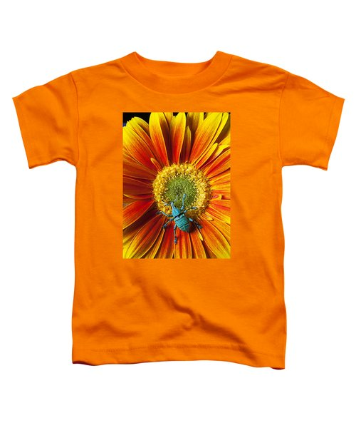 Boll Weevil On Mum Toddler T-Shirt