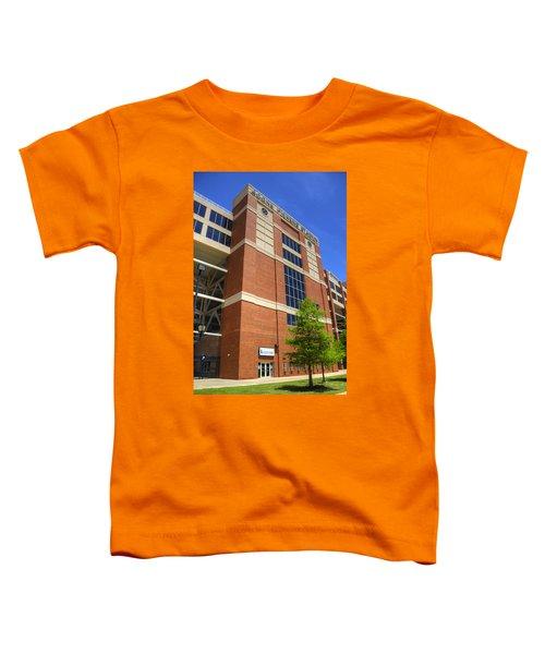 Boone Pickens Stadium Toddler T-Shirt
