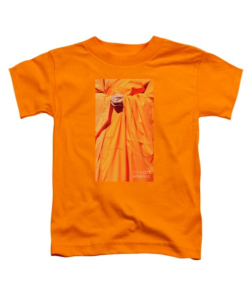 Buddhist Monk 02 Toddler T-Shirt