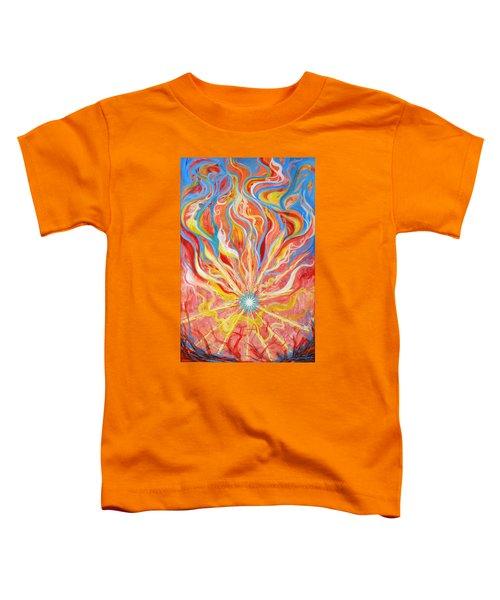 Burning Bush Toddler T-Shirt