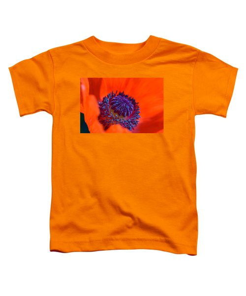 Bursting With Colour Toddler T-Shirt