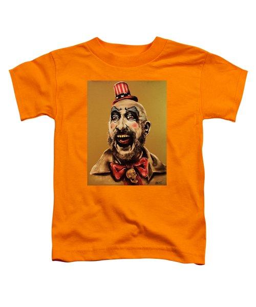Captain Spalding Toddler T-Shirt
