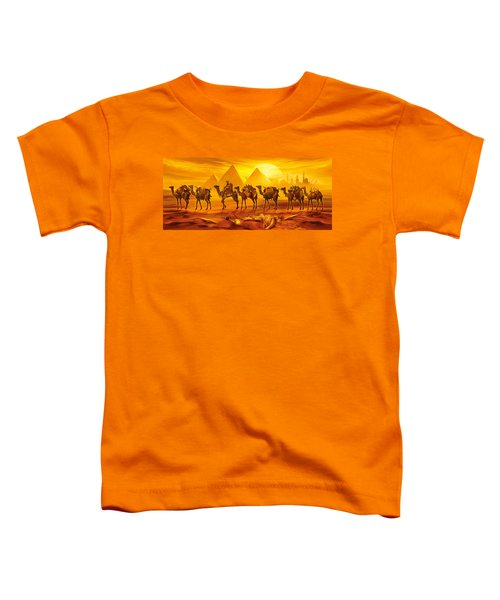 Caravan Toddler T-Shirt