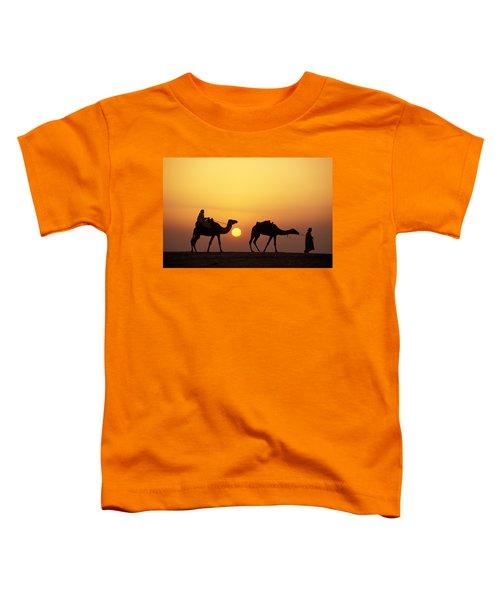 Caravan Morocco Toddler T-Shirt