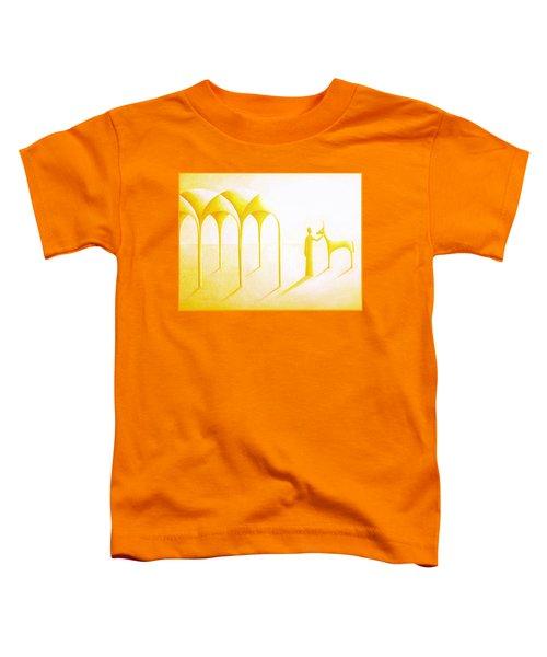 Celestial Dimension Toddler T-Shirt