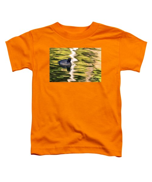 Coot Reflected Toddler T-Shirt