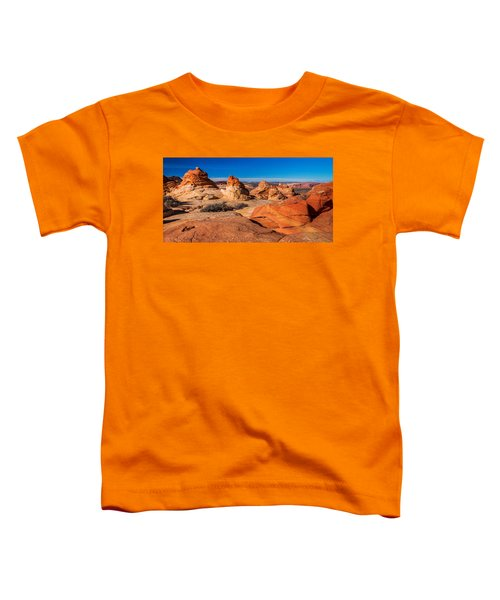 Coyote Lines Toddler T-Shirt
