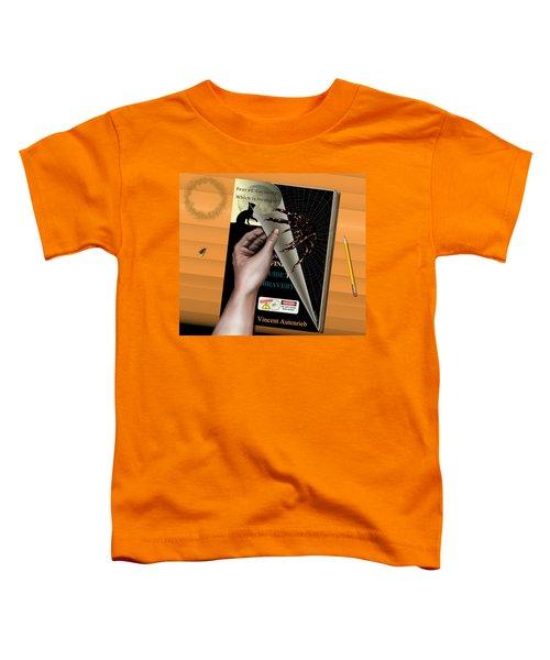 Helping Hand Toddler T-Shirt
