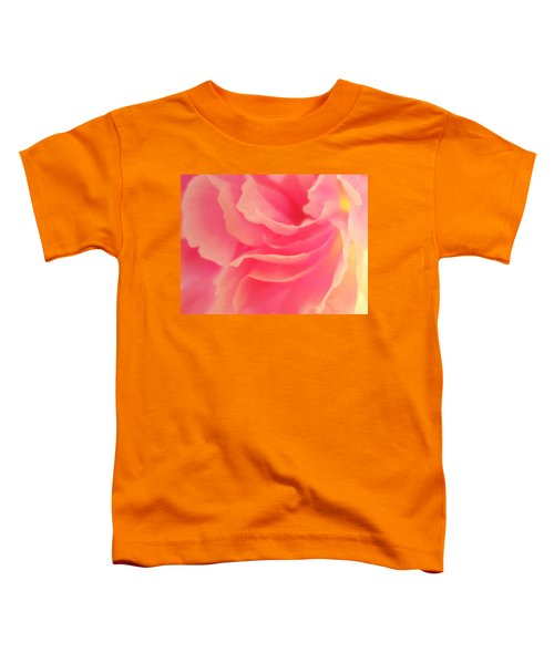 Curling Blossom Toddler T-Shirt