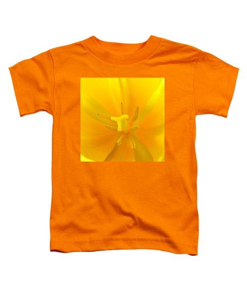 Daffodil Center Toddler T-Shirt