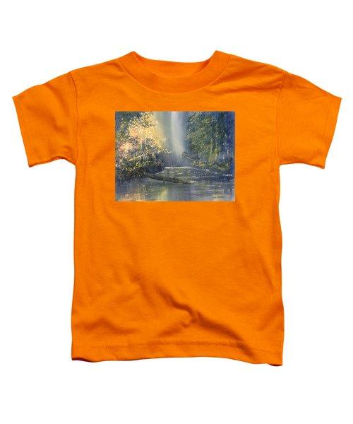 Dawn On The Derwent Toddler T-Shirt