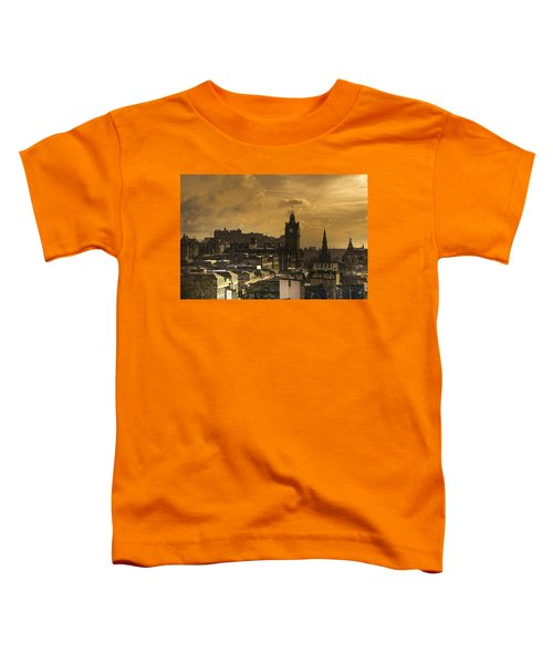 Edinburgh Dusk Toddler T-Shirt