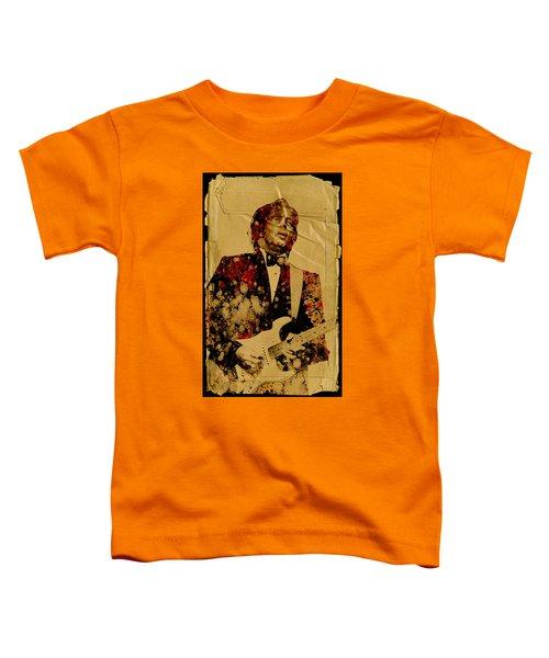 Eric Clapton 2 Toddler T-Shirt