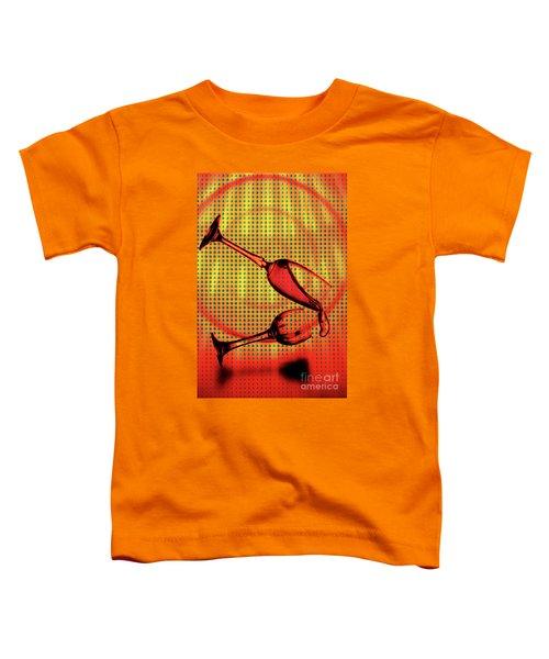 Falling Toddler T-Shirt