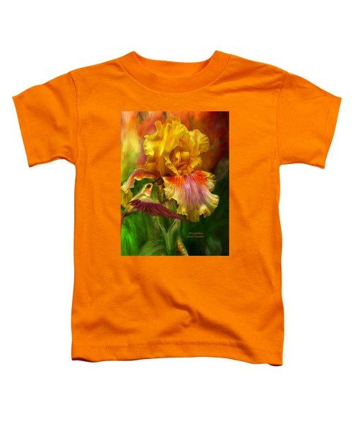 Fire Goddess Toddler T-Shirt