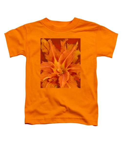 Fire Lily Toddler T-Shirt