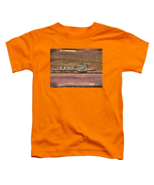 Ford F-100 Toddler T-Shirt