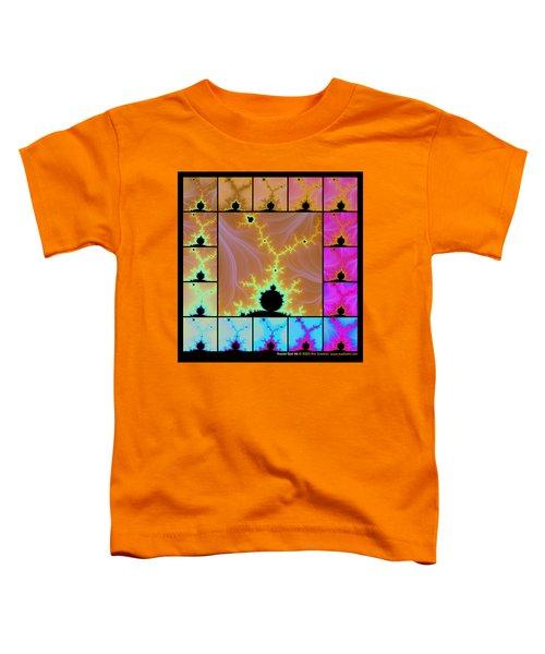 Fractal Quilt 6  Toddler T-Shirt