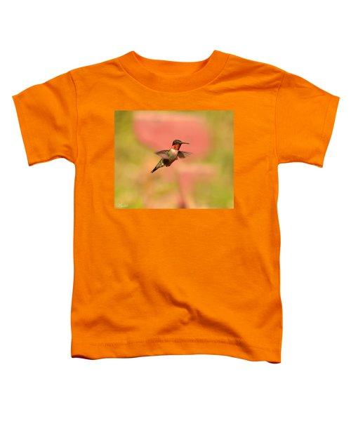 Free As A Bird Toddler T-Shirt