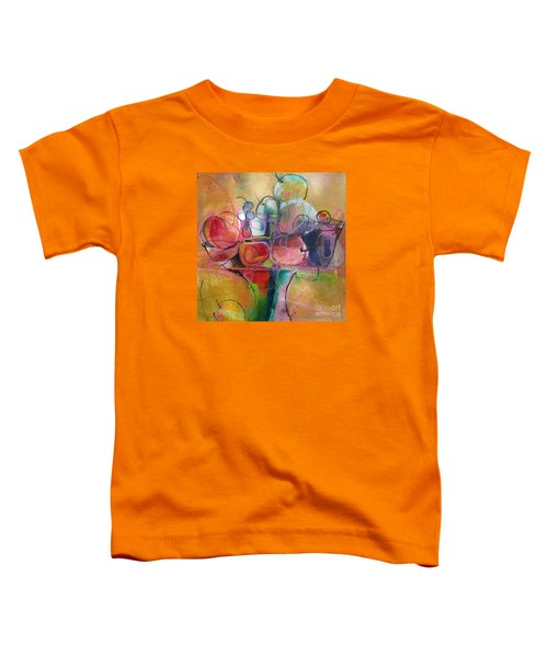 Fruit Bowl No.1 Toddler T-Shirt